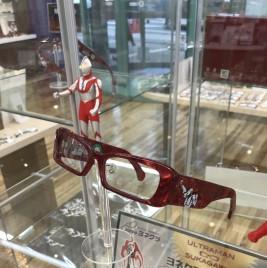 須賀川 ウルトラマン オリジナルメガネ ヨネクラ